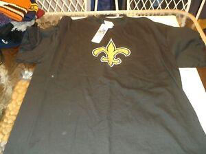 New Orleans Saints  NFL Team  Apparel Battle Intensity shirt XL