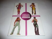 Spice Girls - Totally 100% Unofficial Calendar 2000 SEALED