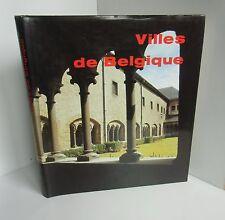 Villes de Belgique.E.PURJAHN / F.VAN DEN BREMT.Meddens. CV18