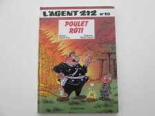 AGENT212 AGENT 212 T18 BE/TBE poulet roti