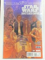 Journey to Star Wars: The Force Awakens - Shattered Empire #1-4