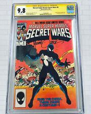 2 Book LOT! CGC SS 9.8 Mike Zeck Marvel Secret Wars 8 & 9.8 Do You Pooh Homage