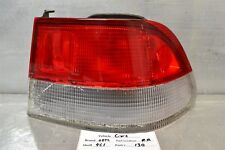1999-2000 Honda Civic Coupe Right Pass Genuine OEM Clear tail light 30 4C1