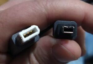 Cable ieee 1394 firewire