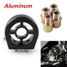 M20x 1.5 Oil Filter Temp Pressure Cooler Gauge Sandwich Plate Adapter Sensor Set