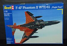 REVELL 1:32 KIT AEREO F 4F PHANTOM II WTD 61 FLIGHT TEST LUNGHEZZA 59,7 CM 04895