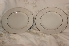 2 Embossed Weatherby Royal Falcon Gift Ware Cake Plates