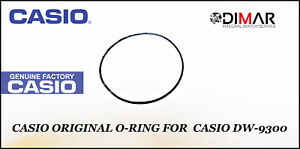 Casio Gasket / Back Seal Rubber, o-Ring, For DW-9300