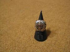 ███►alter Ring mit Wappen / 900er Silber - um ca.1920 (Fach 90)