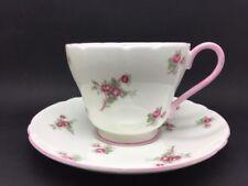 Pink British Shelley Porcelain & China
