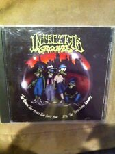 "Infectious Grooves ""The Plague That Makes Your Booty Move"" CD (1991) - Brand New"