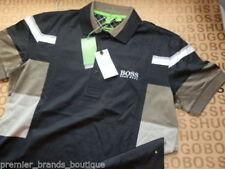 HUGO BOSS Patternless Regular Fit Casual Shirts & Tops for Men
