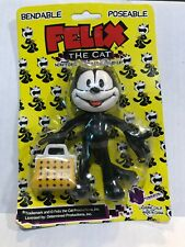 New ListingFelix The Cat collectors bendable and poseable toy