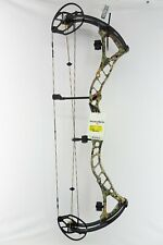 "Bowtech Boss Breakup Country Archery Compound Bow RH 70# DW 26.5-32"" DL 36"" AtA"