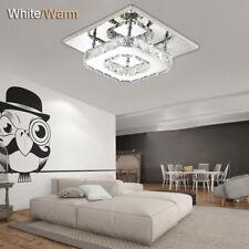 Cuadro Cristal LED Iluminación de techo Lámparas Faroles Pasillo Colgante Araña