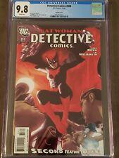 Detective Comics #858 (CGC 9.8) - Adam Hughes 1:10 Variant - Sold Out!