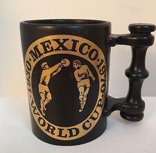 Mexico World Cup 1930–1970 PortMeirion Soccer Mug Souvenir Champions