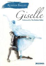 Russian Ballet: Giselle [New DVD]
