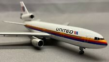 1:400 scale Airliner - United DC-10-30 (Saul Bass Scheme)