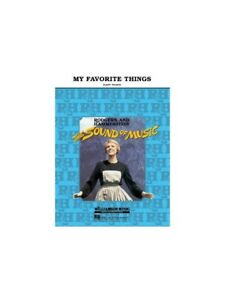 Rodgers And Hammerstein My Favorite Things The Sound Of Music PIANO MUSIC BOOK