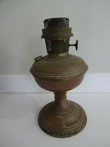 Antique Brass Oil Lamp Base Aladdin - Model 2