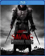 Saving General BLU RAY- Hong Kong RARE Kung Fu Martial Arts Action movie NEW DVD