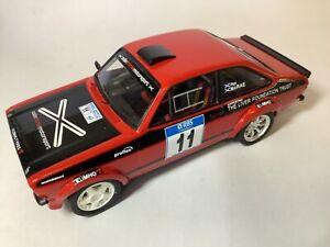 1/43 Colin McRae Ford  Escort MkII Manx Rally 2007 - Rare Limited Edition