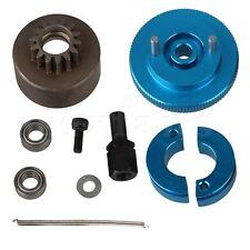 Nuovo Blu Alluminio T10095 Volano Frizione Kit Per RC 1:10 Modelli Auto