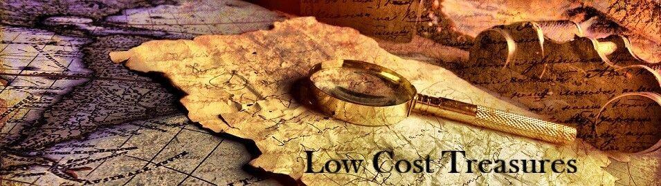 Low Cost Treasures