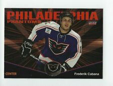 2007-08 Philadelphia Phantoms (AHL) Frederik Cabana (Bietigheim Steelers)