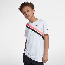 Nikecourt RF Federer más Viejo Infantil (Niños) Tenis Camiseta 2018 Australiano