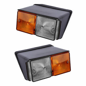 Front Side Combination Light Set for Case/IH, Fiat, Ford Tractors
