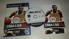 PS2 NBA LIVE 08 * Sony Playstation 2 Game *