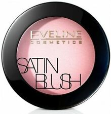 Eveline Satin Compact Blush Available in Many Colours