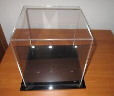 Display Case :  Cricket Cap display case - perspex - brand new