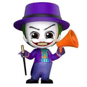 "Hot Toys Batman The Joker  Cosbaby 3.75"" Action Figure"