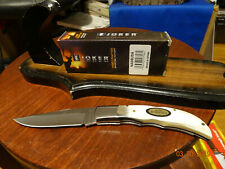 "JOKER BRAND CUTLERY 4.5"" CLOSED HORN HANDLE LOCKING FOLDER 1.4116 STAINLESS BLAD"