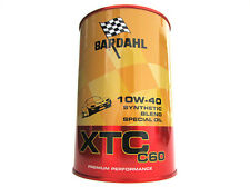 BARDAHL XTC C60 SAE 10W40 Lubrificanti Auto Olio Motore Benzina Diesel 1 Litro