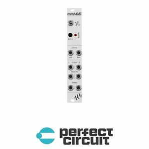 ALM Busy Circuits mmMIDI MIDI to CV Converter EURORACK - NEW - PERFECT CIRCUIT