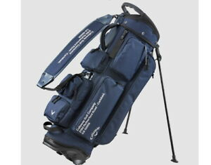 Callaway 2020 CG G-System Men's Stand Bag 9inch 7.3lbs Free EMS / Navy