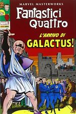 Marvel Masterworks - Fantastici Quattro N° 5 - Panini Comics ITALIANO #MYCOMICS