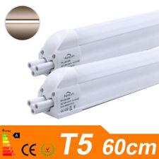 2X 8W 60cm T5 LED Röhre Leuchtstoffröhre Deckenleuchte mit Starter Neutralweiß