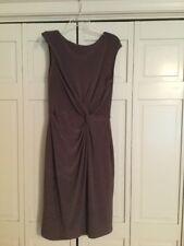 Ralph Lauren Rushed Sheath Dress Womens Size 10