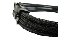 Nuovo! GELID SOLUTION Prolunga 8 PIN Cavo Nero EPS EPS 18 AWG 30 cm M6B5IT M6B5.