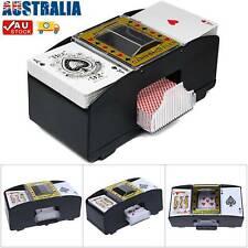 Deck Automatic Card Shuffler Poker Cards Shuffle Machine For Casino Game Fun
