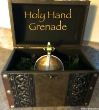 Holy Hand Grenade of Antioch Holy Grail Replica Monty Python Prop Cosplay Gift