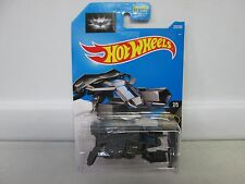Hot Wheels Batman The Dark Knight Rises The Bat 2/5 Blue Window