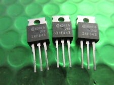 IRF543, 80V 25A .1Ω N-CHANNEL HEXFET Power MOSFET TO-220AB. UK STOCK. *X2*