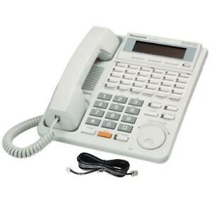 Panasonic KX-T7433 Telephone in White