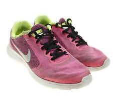 Nike Revolution 3 Gs Girls Pink Blast Running Shoes Youth Size 6.5 819416-600